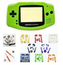 GBA Nintendo Game Boy Advance Replacement Housing Shell PRE-CUT FOR 101 MOD