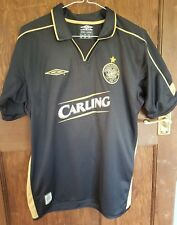 CELTIC UMBRO AWAY SHIRT 2003-04, MENS SIZE SMALL, EXCELLENT CONDITION