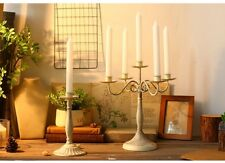Vintage Candelabra Centerpiece Candle Holder  Light Home Wedding Decor Accent