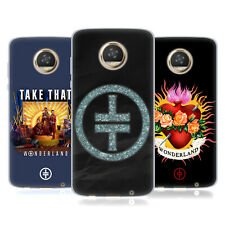 OFFICIAL TAKE THAT WONDERLAND SOFT GEL CASE FOR MOTOROLA PHONES