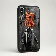 Bane The Dark Knight Rises Batman Rubber Case Cover for iPhone Samsung Galaxy
