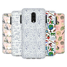 OFFICIAL JULIA BADEEVA ASSORTED PATTERNS 3 SOFT GEL CASE FOR AMAZON ASUS ONEPLUS