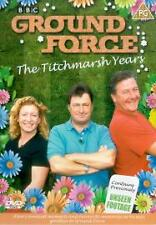 *NEW*  Ground Force - The Titchmarsh Years (DVD) . FREE UK P+P .................