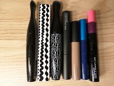 MAC MASCARA / LASH BROW / EYE BROWS SET FULL SIZE YOU CHOOSE
