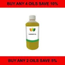 250ml Carrier/Base Oil Multi-List. Choose from 60 Cold Pressed Carrier Oils