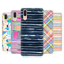 OFFICIAL NINOLA GEOMETRIC HARD BACK CASE FOR HUAWEI PHONES 1