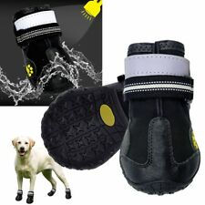 Non-Slip Pet Shoes for Medium Large Dogs Winter Dog Boots Footwear Rain Wear