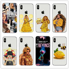 Beyonce Pattern Design Soft Silicone Phone Cases for iPhone 6 7 8 X XR XS MAX