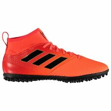 adidas Ace 17.3 Astro Turf Football Trainers Mens Orange/Black Soccer Shoes