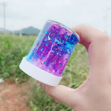 Slime Cloud Clay Starry Sky Dream Color Shining Mud Sludge Fluffy  Charm Toy