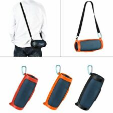 Silicone Cover Case Skin With Strap for JBL Charge 4 Wireless Bluetooth Speaker