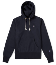 Champion Reverse Weave Classic Hoodie - Navy
