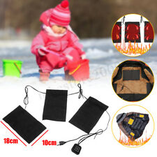 USB Electric 3 Gear Adjusted Temperature Heating Pads Thermal Heated Jacket