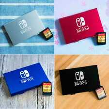 Game Card Case Holder Storage Box Protector Cover 6 Slots For Nintendo Switch