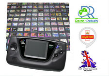 Sega Game Gear Game Cart Only - Sonic & More Multi List - Retro-Refurb