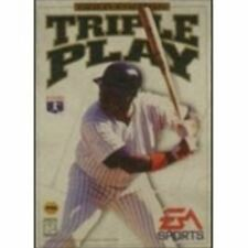 Triple Play Gold Edition - Original Sega Genesis Game