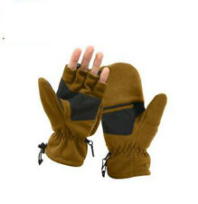 Fingerless Sniper Glove/Mittens - Choice of Olive Drab or Black or Coyote