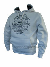 ECKO MENS KENTUCKY HOODED TRACKSUIT TOP WHITE ALL SIZES