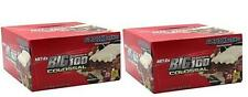 2 BOXES MET-RX BIG 100 COLOSSAL BARS 12/BOX FREE SHIP