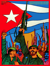 Wall Poster.Fine Graphic Art Design. Soldiers celebrating VICTORY. Art decor.