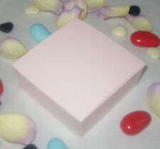 Wedding & Party Favours Pk of 50 Truffle Ballotin Boxes suitable for 4 truffles