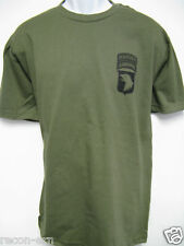 101ST AIRBORNE RANGER T-SHIRT/ FRONT PRINT ONLY