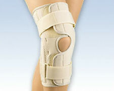 Soft Form Stabilizing Knee Support Brace Wrap Around