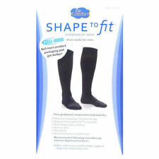 Mens Dress Socks 20-30 mmHg Compression Calf Supports