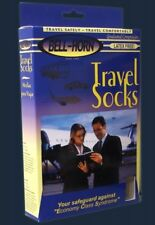Travel Socks 8-15 mmHg Compression Knee Supports Dress Socks Bell Horn