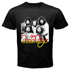 New The Beach Boys American Rock Indie Band Mens Black T-Shirt Size S - 3XL