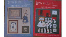Lucky Duck Designs  Counted Cross-Stitch Pattern  Assorted Designs