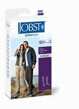 Jobst Activewear Compression Knee Socks 30-40 mmHg Supports Athletic Therapeutic