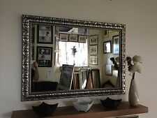 NEW ORNATE OVERMANTLE/DRESSING MIRRORS IN SILVER OR GOLD VARIOUS SIZES AVAILABLE