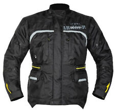 G-Mac/Nitro Pilot Cardura Water and Wind proof Motorcycle Scooter Jacket