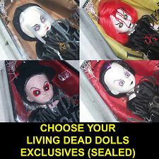 CHOOSE YOUR LIVING DEAD DOLL/DOLLS (EXCLUSIVE) SEALED-a