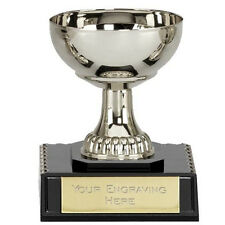 Bargain Budget Presentation Cup Trophy Award FREE ENGRAVING. 010/011
