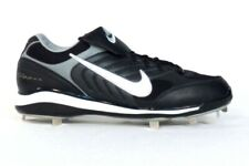 Nike Zoom Air Clipper CT Black Baseball Cleats Softball Metal  Mens NEW