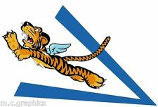 Sticker Military Flying Tigers