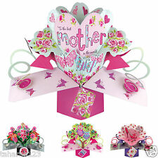 LARGE RANGE OF POP UP CARDS FOR ALL OCCASIONS