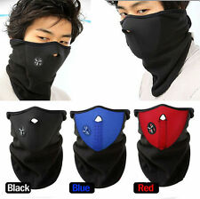 Outdoor Sports Cycling Bike Bicycle Neck Warm Protect Face Mask Veil Guard Veil