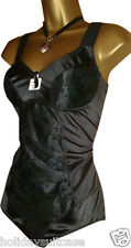 LADIES WOMANS SEXY SWEGMARK BODY SHAPER BRA BLACK/NUDE/SKINTONE 36 B TO 46 DD/E