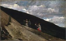 In Mountains Winslow Homer 1877-Art Photo/Poster Repro Print Many Sizes A0/