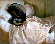 Mosquito Net John Singer Sargent  Art Photo/Poster Repro Print Many Sizes Gifts