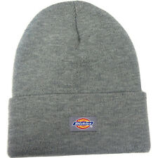 Dickies Mens 14-Inch Cuffed Double Knit Cap Beanie Hat Skull NEW Choose color