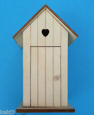 Wooden BEACH HUT to decorate Other CHOICES available Bird Houses Christmas Craft