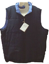 Dock of the Bay Ladies Corva Reversible Bodywarmer - Blueberry