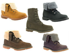 New Timberland Boots Teddy Fleece Winter Insulated Shoes
