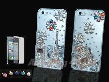 3D LUXUARY HANDMADE PERFUME DIAMOND CRYSTAL BLING CASE FOR APPLE IPHONE4/4S/5