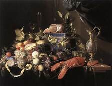 Photo Print Still-Life with Fruit and Lobster Heem, Jan Davidsz. De - in various