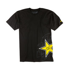 ONE INDUSTRIES ROCKSTAR PUZZLED T SHIRT BLACK CHEAP NEW MX MOTOCROSS BMX MTB TEE